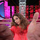 Lolita Flores se hace un selfie en 'Tu cara me suena 5'