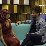 Bea y Rodrigo se reencuentran en la 5ª gala de 'Gran Hermano'