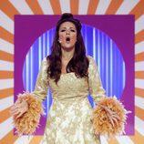 Lorena Gómez cantando 'Tengo miedo' de Marifé de Triana en 'Tu cara me suena'