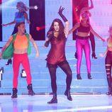 Yolanda Ramos actuando de Mystic en 'Tu cara me suena'