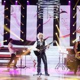 Canco Rodríguez actúa de Los Rebeldes en 'Tu cara me suena'