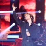 Blas Cantó se viste de Raphael en 'Tu cara me suena'