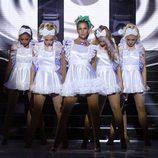 Cristina Pedroche se viste de Jennifer López en 'Tu cara me suena'
