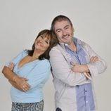 David Muro y Soledad Mallol