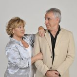 Jesús Valverde y Marta Puig