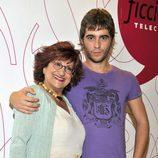 Mamen García y Jesús Caba