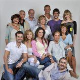 Mar Saura y Silvia Gambino entre el reparto de 'Escenas de matrimonio'