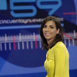 Ana Pastor, presentadora de 59 segundos