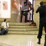 Fotografía del capítulo 'Manos arriba' de la serie de Antena 3 'El síndrome de Ulises'