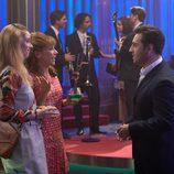 David Bustamante como Benavente en 'Amar es para siempre'