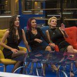 Adara, Bea y Bárbara elegidas para El Club