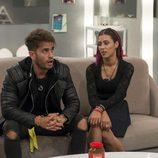 Rodrigo y Bea en el apartamento de 'Gran Hermano 17'