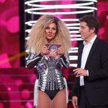 Lorena Gómez gana la segunda gala de 'Tu cara me suena'