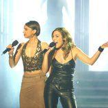 "Chenoa y Gisela cantan ""Somebody Else's Guy"" en la gala 7 de 'Operacón Triunfo 1'"