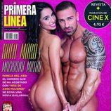 Rafa Mora posa desnudo junto a su novia Macarena en Primera Línea