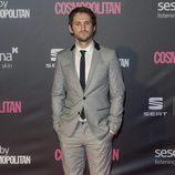 Raúl Arévalo en los Premios Cosmopolitan 2016
