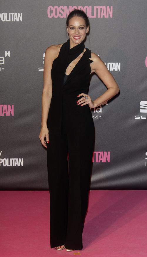 Eva González en los Premios Cosmopolitan 2016