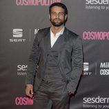 Jesús Castro en los Premios Cosmopolitan 2016