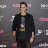 Christian Gálvez en los Premios Cosmopolitan 2016