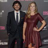 Marta Abril y Javier Pereira en los Premios Cosmopolitan 2016
