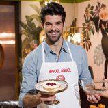 Miguel Ángel Muñoz en 'MasterChef Celebrity'