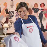 "Manuel Díaz ""El Cordobés"" en 'MasterChef Celebrity'"