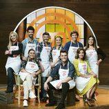 Los 9 concursantes de 'MasterChef Celebrity'