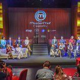 Presentación de 'MasterChef Celebrity'