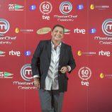 María del Monte en la presentación de 'MasterChef Celebrity'.