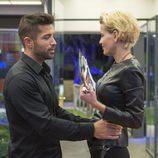 Alain consuela a Bárbara en 'Gran Hermano'