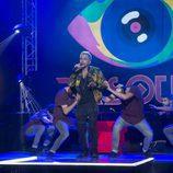 """Dasoul canta """"Todas las promesas"""" en 'Gran Hermano'"""