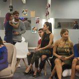 Los concursantes esperan en el apartamento de 'Gran Hermano'