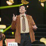 Canco Rodríguez es Luis Aguilé en 'Tu cara me suena'