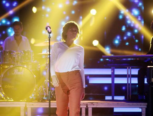 Lorena Gómez es Bon Jovi en 'Tu cara me suena'