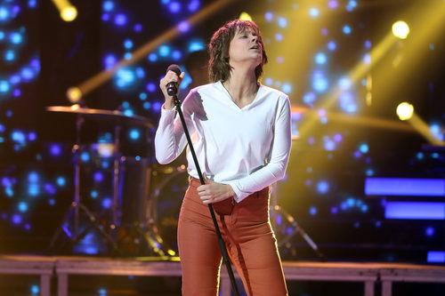 "Lorena Gómez interpreta ""Always"" en 'Tu cara me suena'"