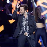 "Blas Cantó interpreta ""Can´t stop the feeling"" en 'Tu cara me suena'"