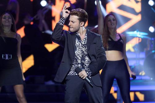 """Blas Cantó interpreta """"Can´t stop the feeling"""" en 'Tu cara me suena'"""
