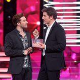 Blas Cantó gana la tercera gala de 'Tu cara me suena'