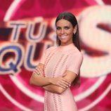 Cristina Pedroche es la presentadora de 'Tú sí que sí'