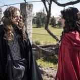 La marquesa y Margarita se encuentran en el último episodio de 'Águila Roja'