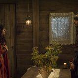 Margarita y Gonzalo reunidos en el último episodio de 'Águila Roja'