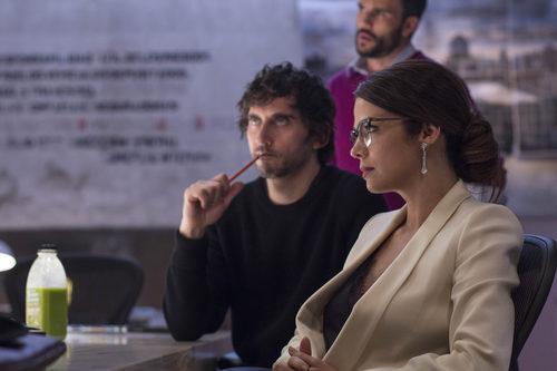 """Juana Acosta en una escena de """"7 años"""""""