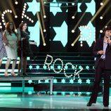 David Guapo canta junto a Las supremas de Móstoles en la cuarta gala de 'Tu cara me suena'
