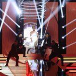 Rosa López es Tina Turner en la cuarta gala de 'Tu cara me suena'