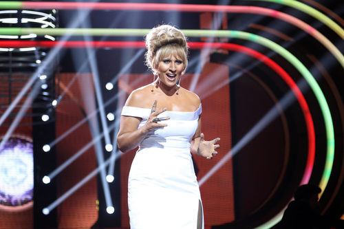 Rosa López interpreta a Tina Turner en la cuarta gala de 'Tu cara me suena'
