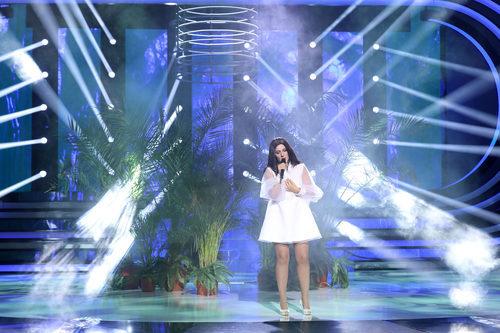 Diana Navarro se viste de Lana del Rey en la cuarta gala de 'Tu cara me suena'