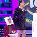 Arturo Valls se disfraza en '¡Ahora Caigo!' por Halloween 2016