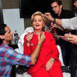 Katy Perry se disfraza por Halloween 2016