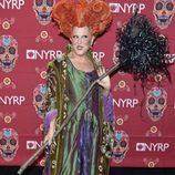 Bette Midler se disfraza de bruja por Halloween 2016