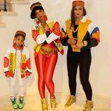 Beyonce se disfraza junto a su familia por Halloween 2016